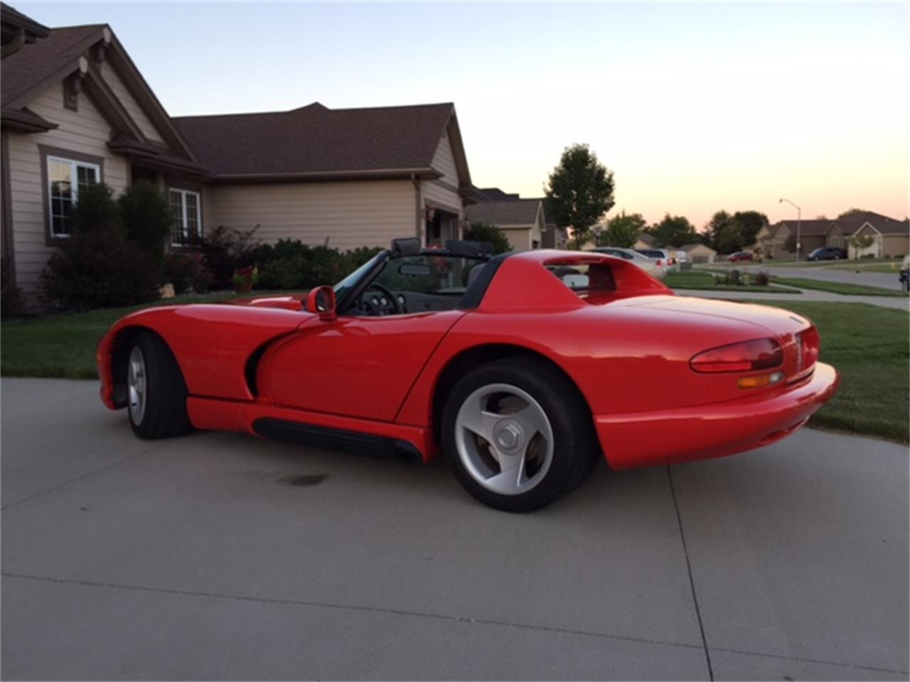 1994 Dodge Viper (CC-891648) for sale in Polk City, Iowa