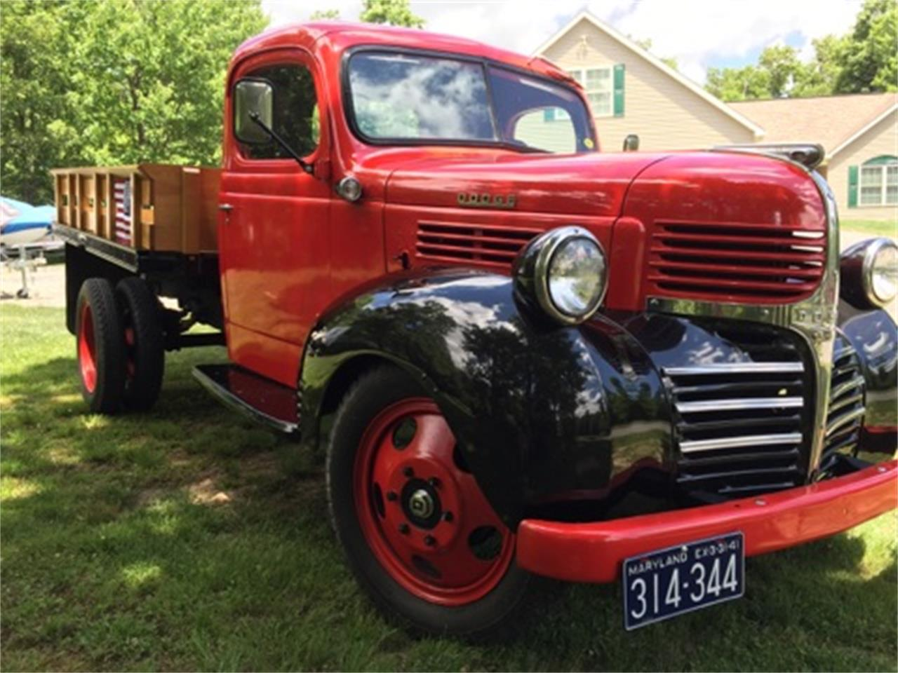 1941 Dodge Pickup (CC-890180) for sale in Grantsville, Maryland