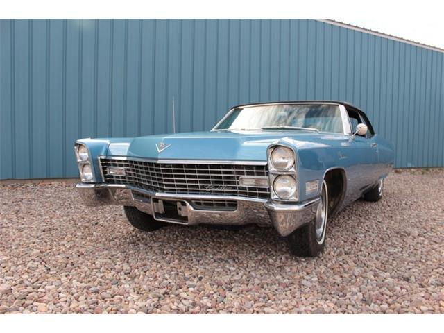 1967 Cadillac DeVille (CC-891838) for sale in Vernal, Utah