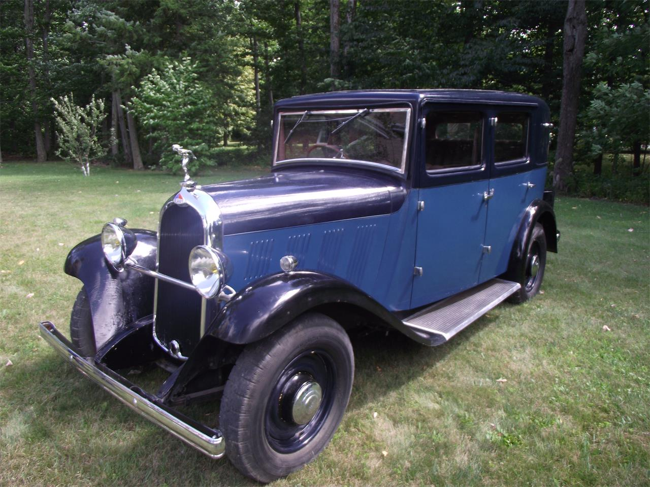 1933 Delahaye 122A (CC-891873) for sale in Montreal, Quebec