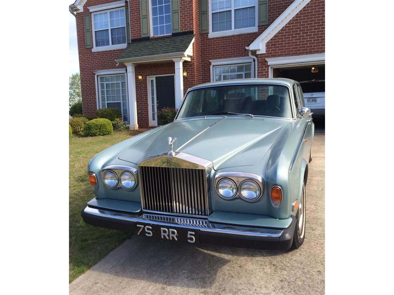 1974 Rolls-Royce Silver Shadow (CC-891875) for sale in Stockbridge , Georgia