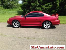 1998 Ford Mustang Cobra (CC-891887) for sale in Houlton, Maine