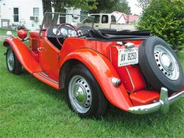 1954 MG TD (CC-892066) for sale in Hurricane, West Virginia