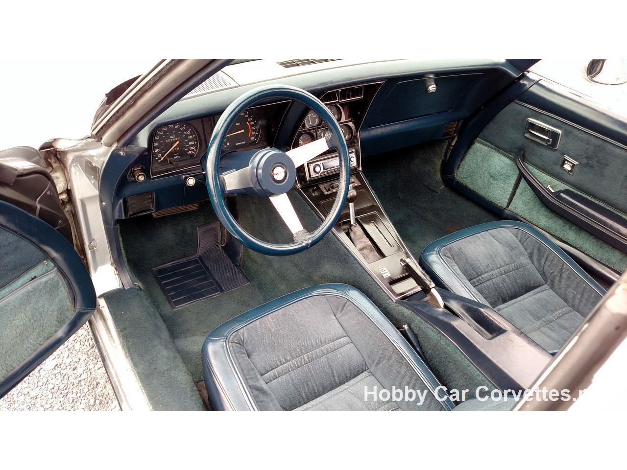 1978 Chevrolet Corvette (CC-892169) for sale in Martinsburg, Pennsylvania