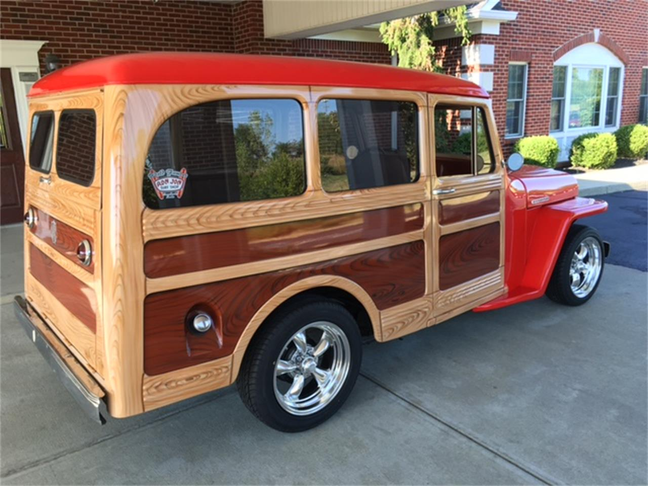 1947 Willys Overland Jeep Station Wagon For Sale Classiccars Com Cc 892295