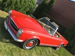 1966 Mercedes-Benz 230SL (CC-893300) for sale in Geneva, Illinois