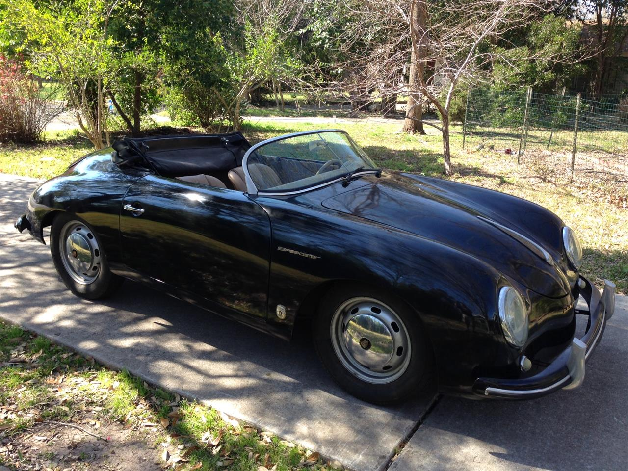 porsche 356 1965 texas classic cc classiccars austin financing inspection insurance transport