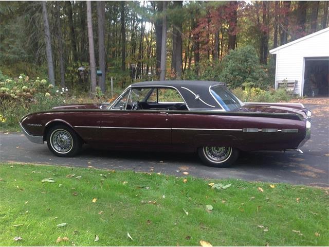 1962 Ford Thunderbird (CC-893597) for sale in Franklin, Pennsylvania
