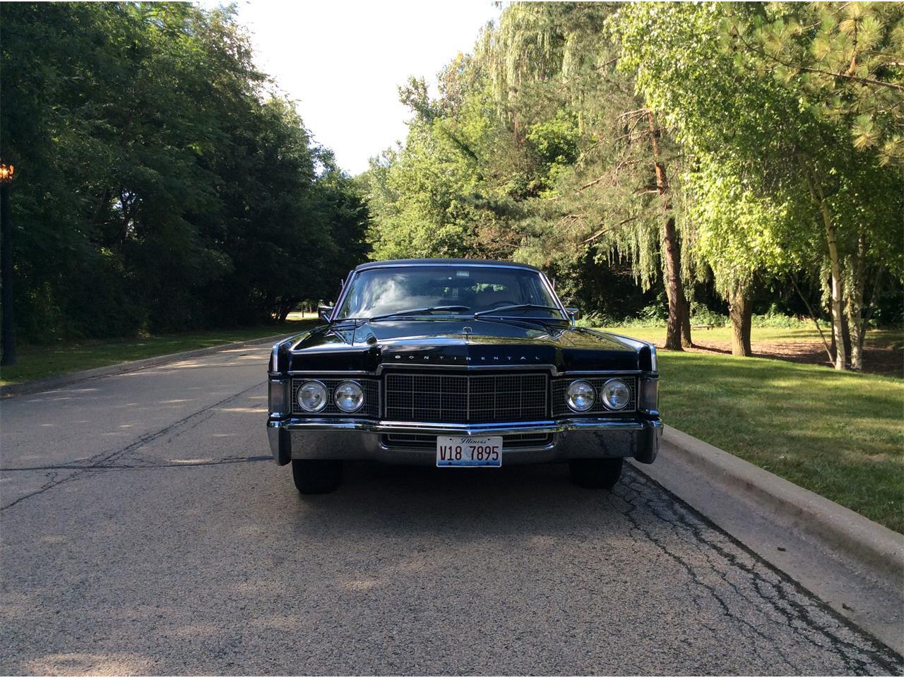 1969 Lincoln Continental (CC-893890) for sale in Libertyville, Illinois
