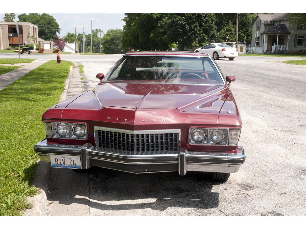1974 Buick Riviera (CC-894996) for sale in Orion, Illinois