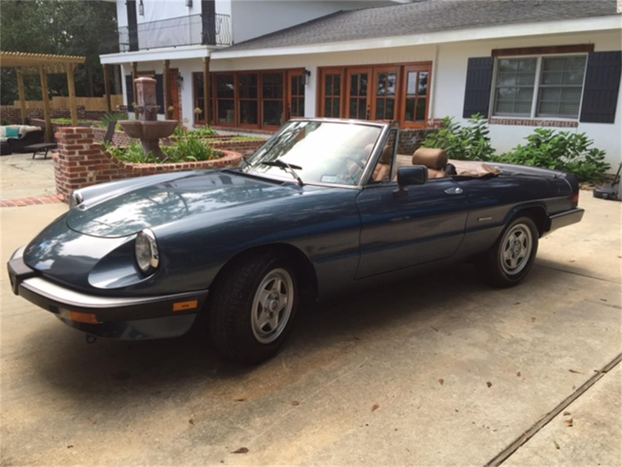 1987 Alfa Romeo 2000 Spider Veloce (CC-895578) for sale in Biloxi, Mississippi