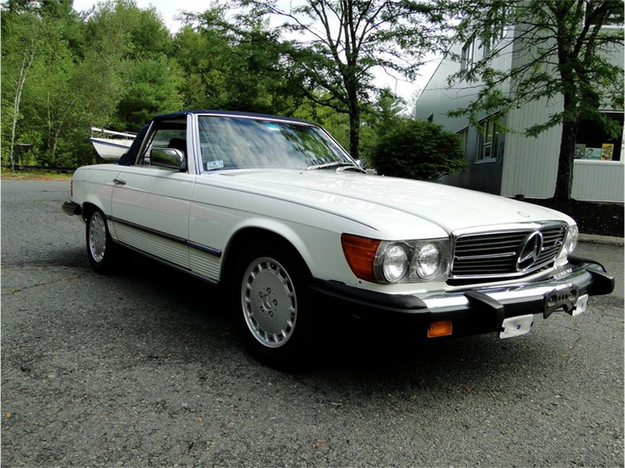 1984 Mercedes-Benz 380SL for Sale | ClassicCars.com | CC-895899