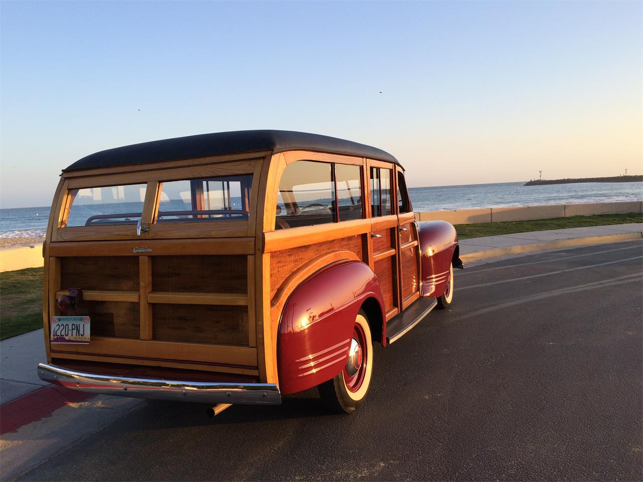 1941 Plymouth Woody Wagon (CC-896529) for sale in Newport Coast, California