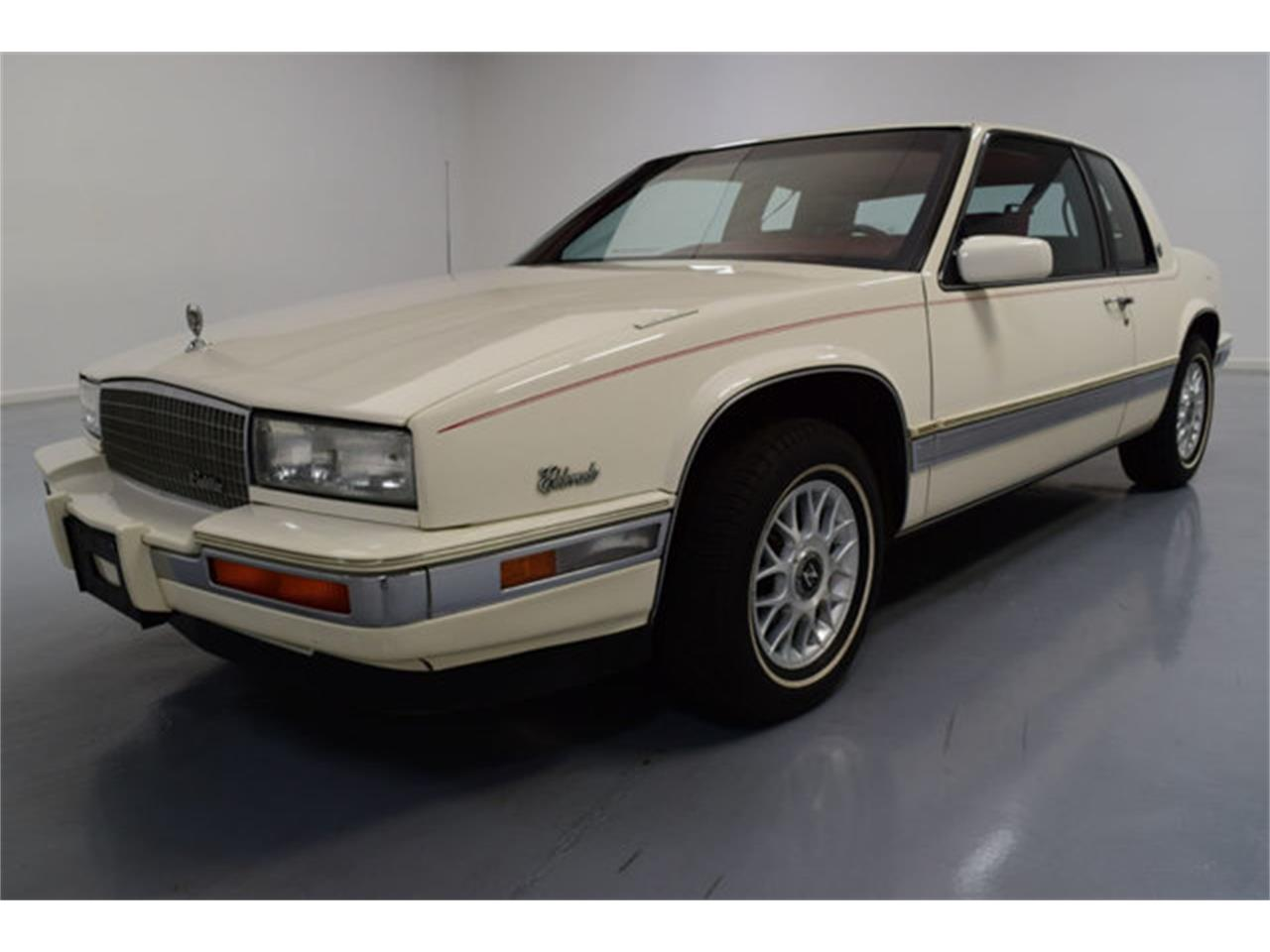 1986 cadillac eldorado for sale classiccars com cc 896539 1986 cadillac eldorado for sale