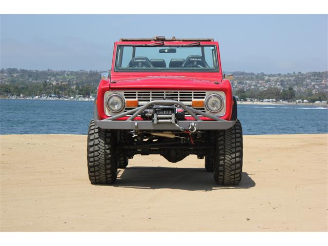1972 Ford Bronco  (CC-896810) for sale in San Diego, California