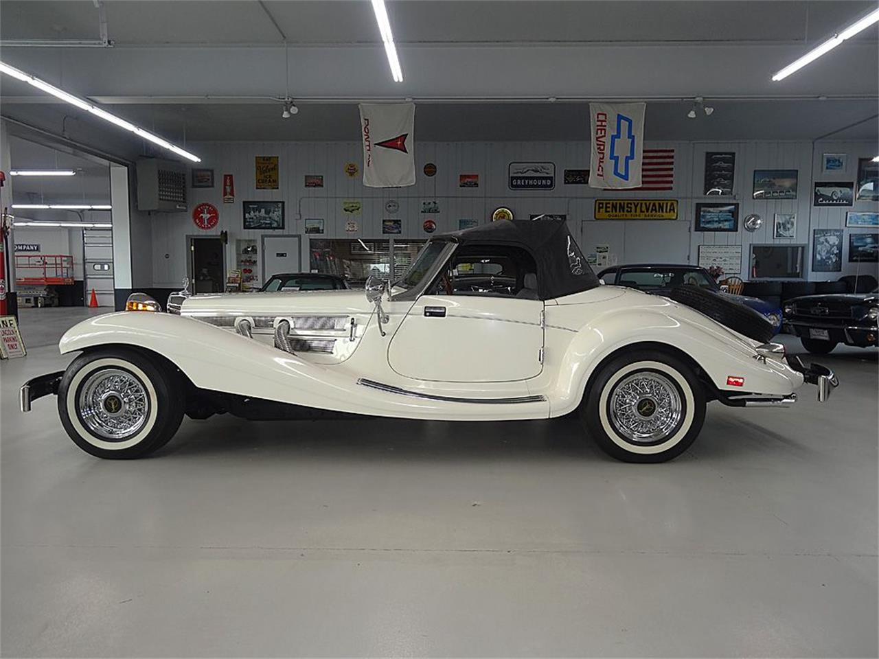 1936 Mercedes-Benz 500K HERITAGE LEGACY BUILT (CC-896978) for sale in Bettendorf, Iowa