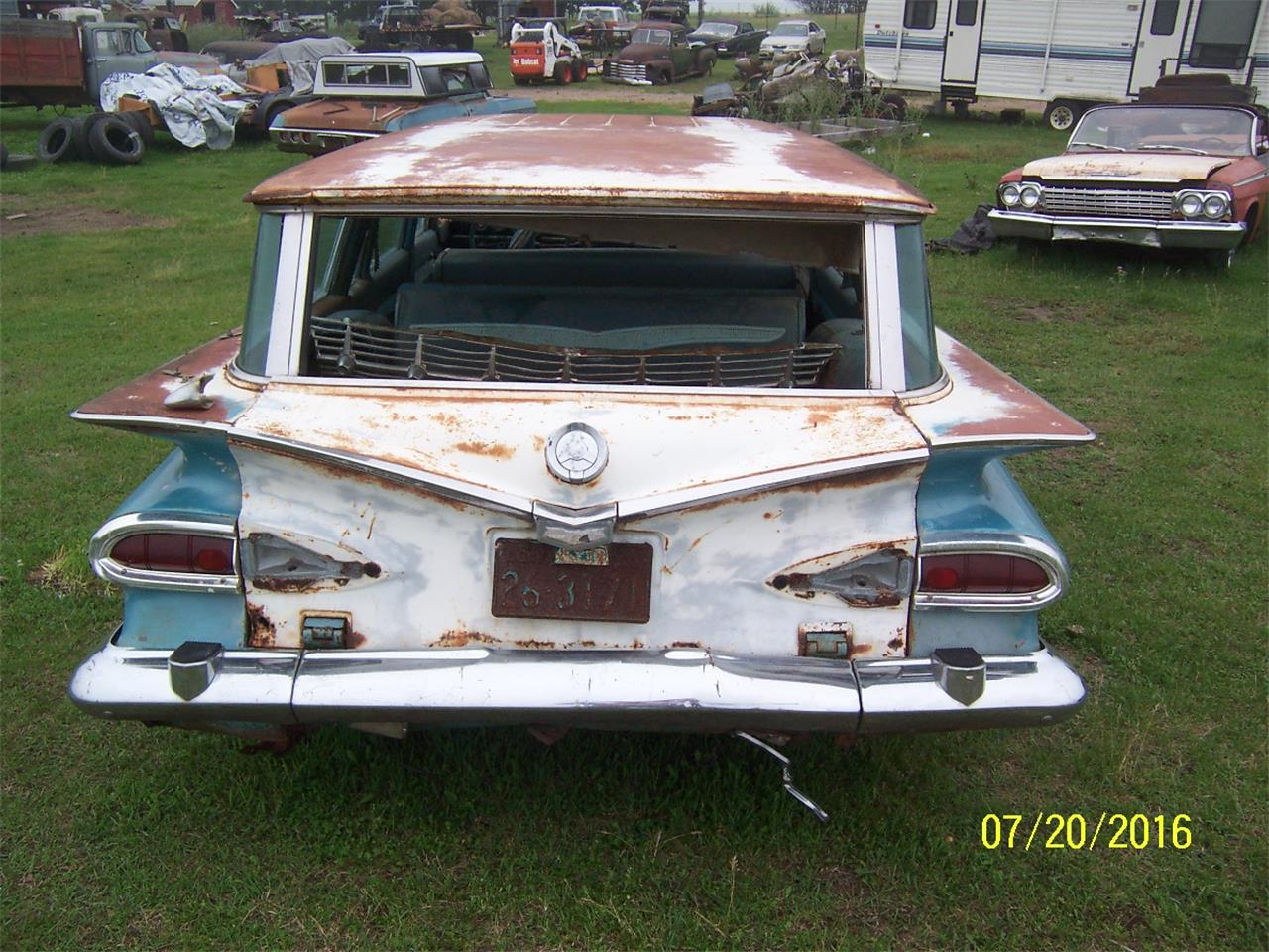 1959 Chevrolet Kingswood (CC-897079) for sale in Parkers Prairie, Minnesota