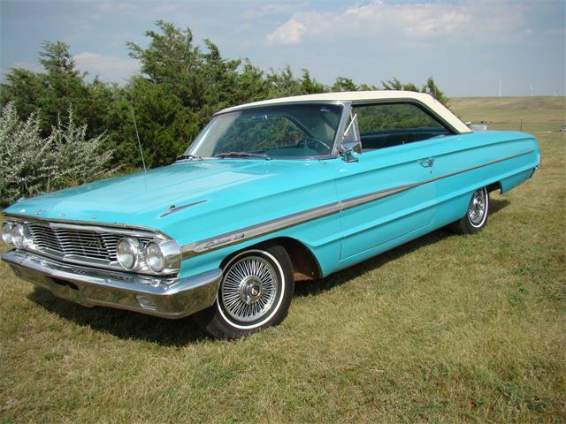 1964 Ford Galaxie 500 (CC-897117) for sale in Calhan, Colorado
