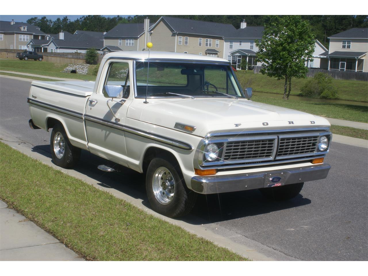 1970 Ford Pickup For Sale Classiccars Com Cc 897463