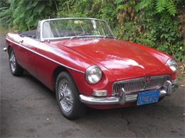 1967 MG MGB (CC-898087) for sale in Stratford, Connecticut