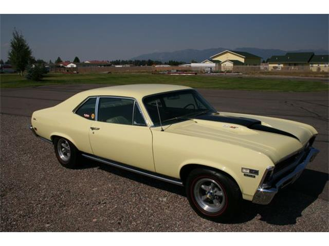 1968 Chevrolet Nova (CC-898639) for sale in Kalispell, Montana