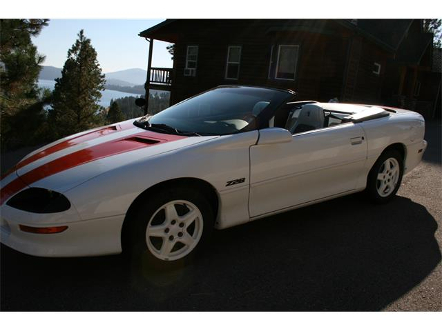1997 Chevrolet Camaro SS Z28 (CC-898796) for sale in Kalispell, Montana