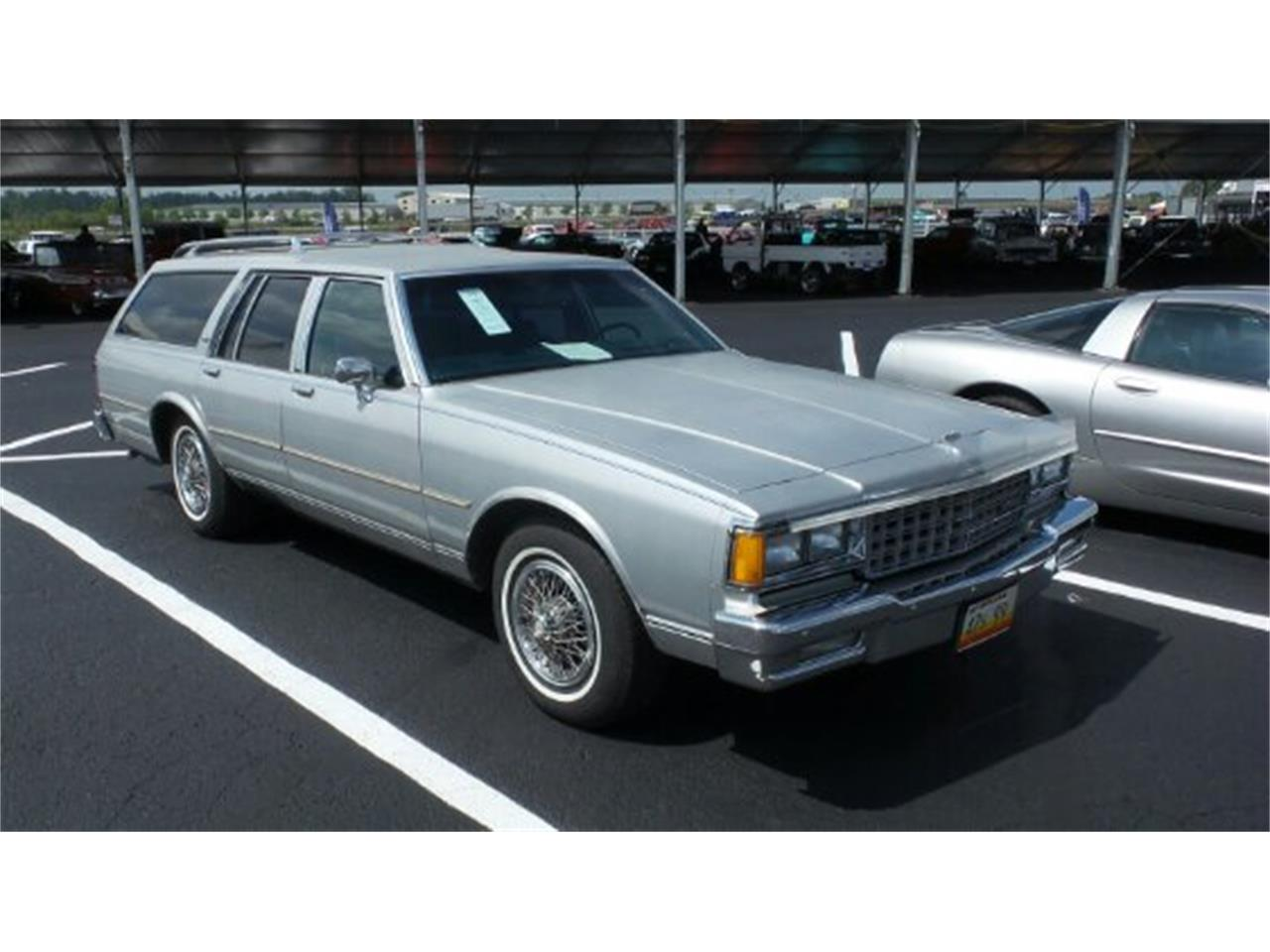 1981 Chevrolet Caprice Classic Station Wagon (CC-899003) for sale in Auburn, Indiana