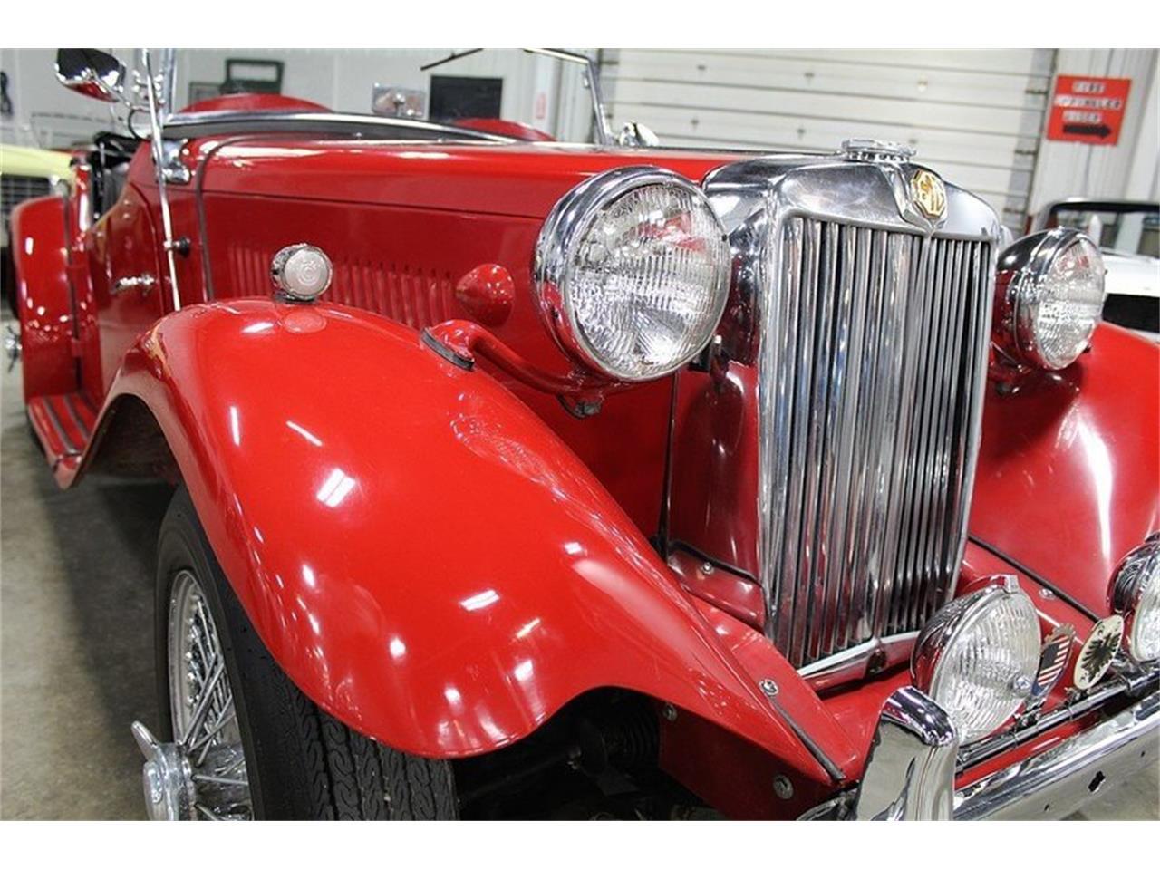 1951 MG TD for Sale | ClassicCars.com | CC-901155