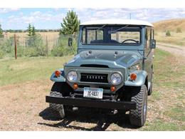 1969 Toyota Land Cruiser FJ (CC-900129) for sale in Ulm, Montana