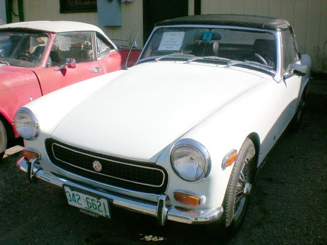 1970 MG Midget (CC-901768) for sale in Rye, New Hampshire