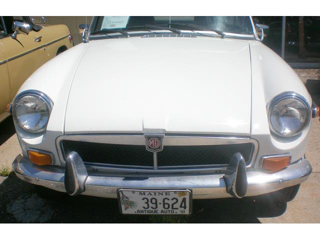 1973 MG MGB (CC-901769) for sale in Rye, New Hampshire