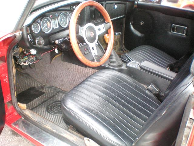 1973 MG MGB (CC-901772) for sale in Rye, New Hampshire