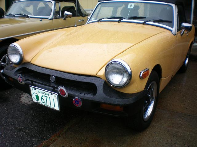 1977 MG Midget (CC-901776) for sale in Rye, New Hampshire