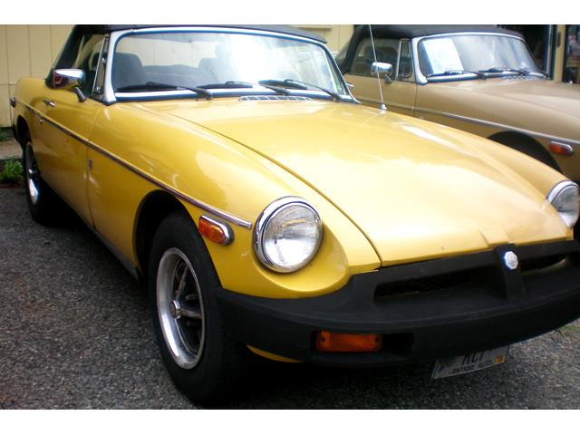 1978 MG MGB (CC-901782) for sale in Rye, New Hampshire