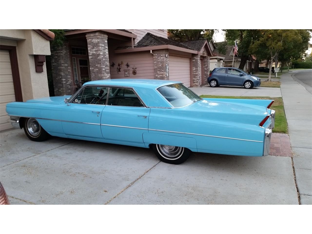 1963 Cadillac Sedan DeVille for Sale | ClassicCars.com ...