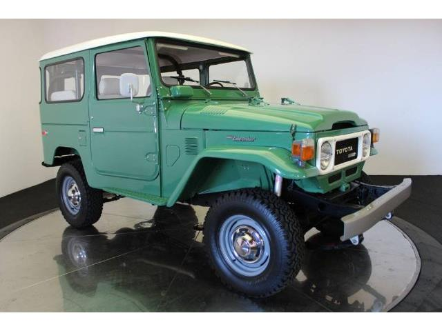 1980 Toyota Land Cruiser FJ (CC-900218) for sale in Anaheim, California