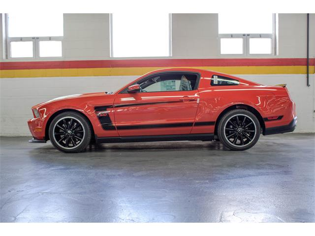 2012 Ford Mustang (CC-900326) for sale in Montreal, Quebec