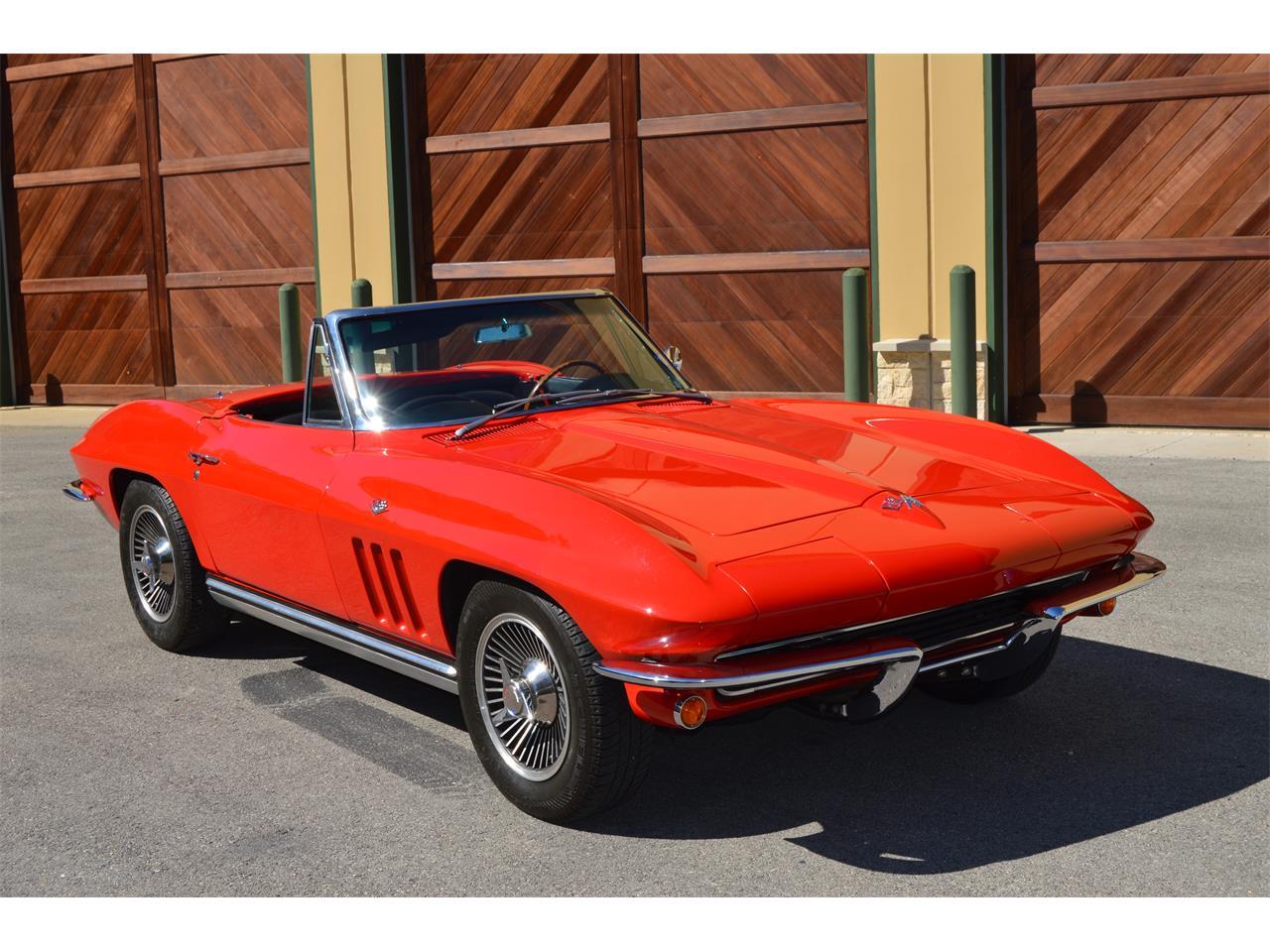 Kelebihan Corvette 65 Spesifikasi