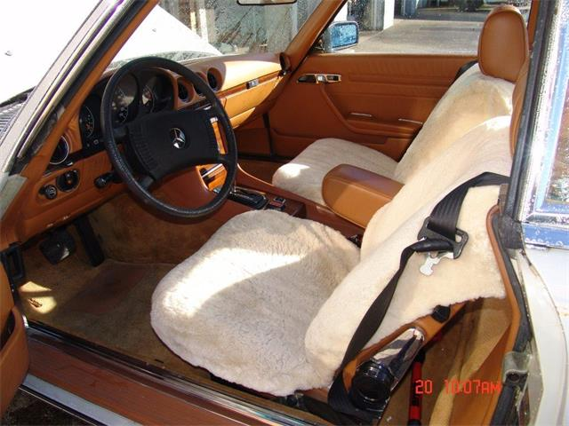 1979 Mercedes-Benz 450SL (CC-903928) for sale in Vancouver, British Columbia