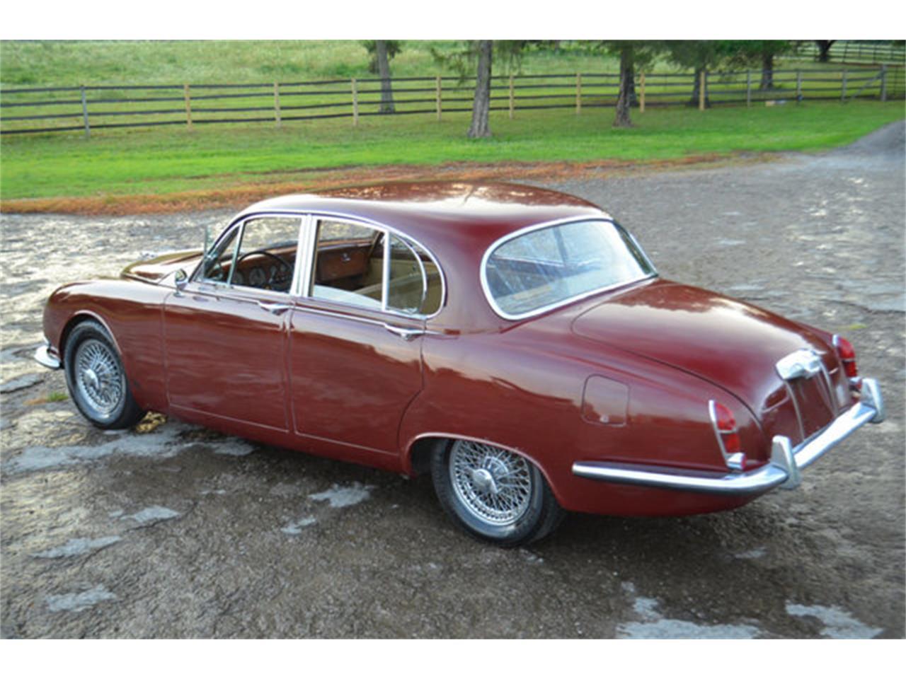 1965 Jaguar S-Type for Sale   ClassicCars.com   CC-904761