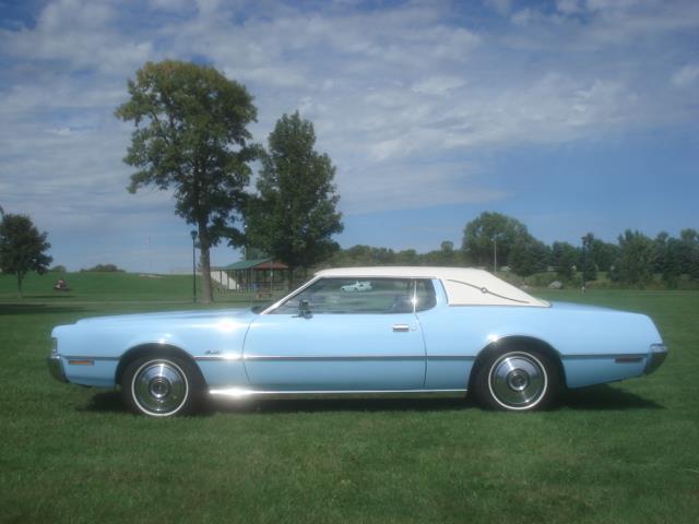 1972 Ford Thunderbird (CC-900529) for sale in Milbank, South Dakota