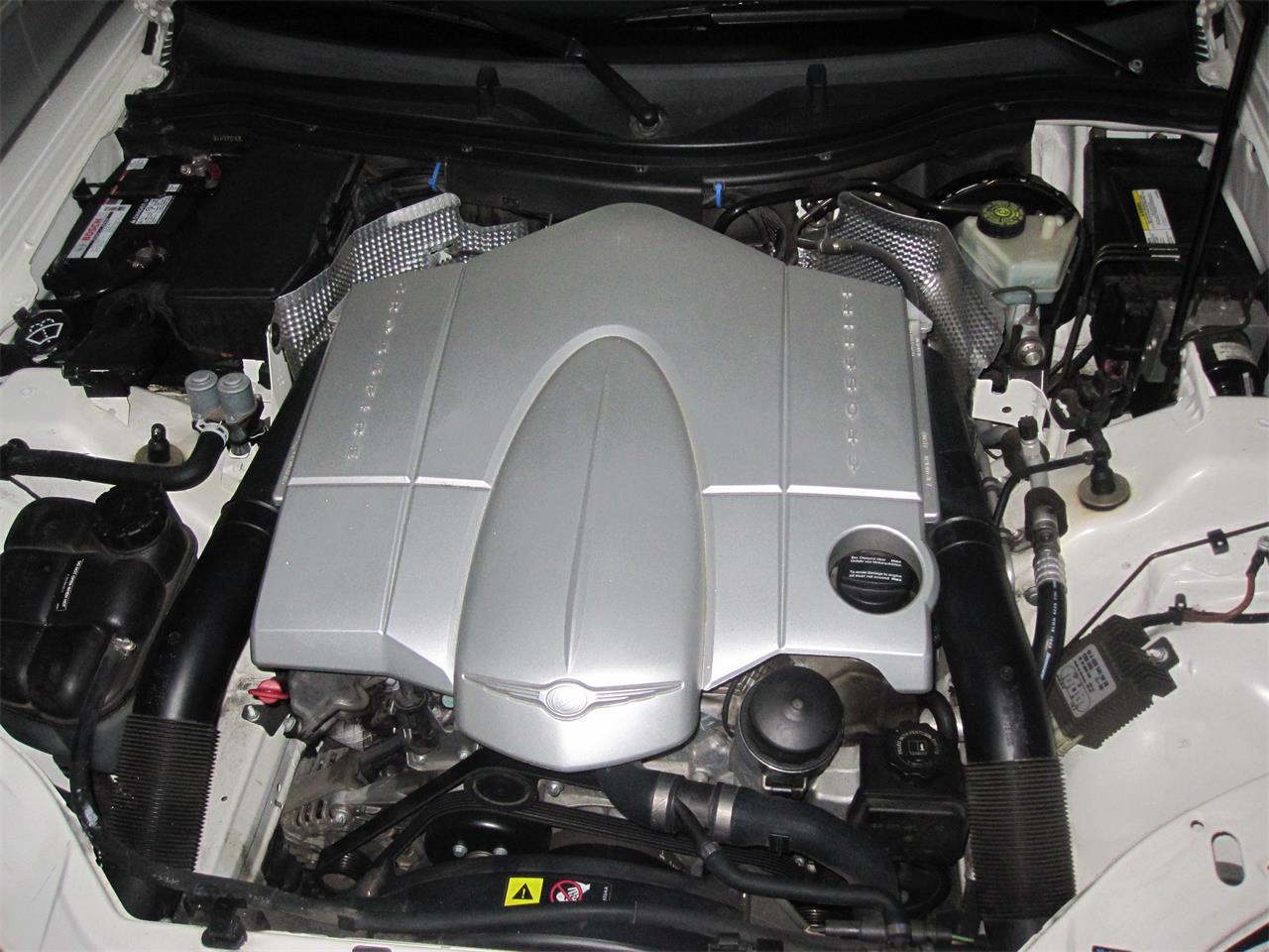 2004 Chrysler Crossfire (CC-906270) for sale in CEDAR PARK, Texas