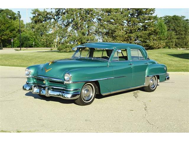 1952 Chrysler Windsor (CC-906483) for sale in Carey, Illinois