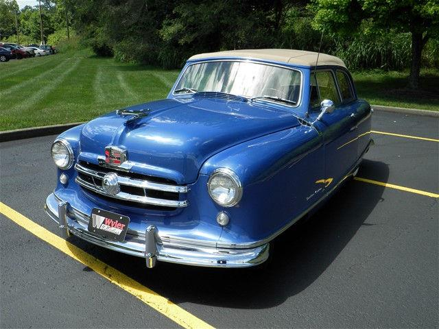 1950 Nash Rambler (CC-907156) for sale in Milford, Ohio