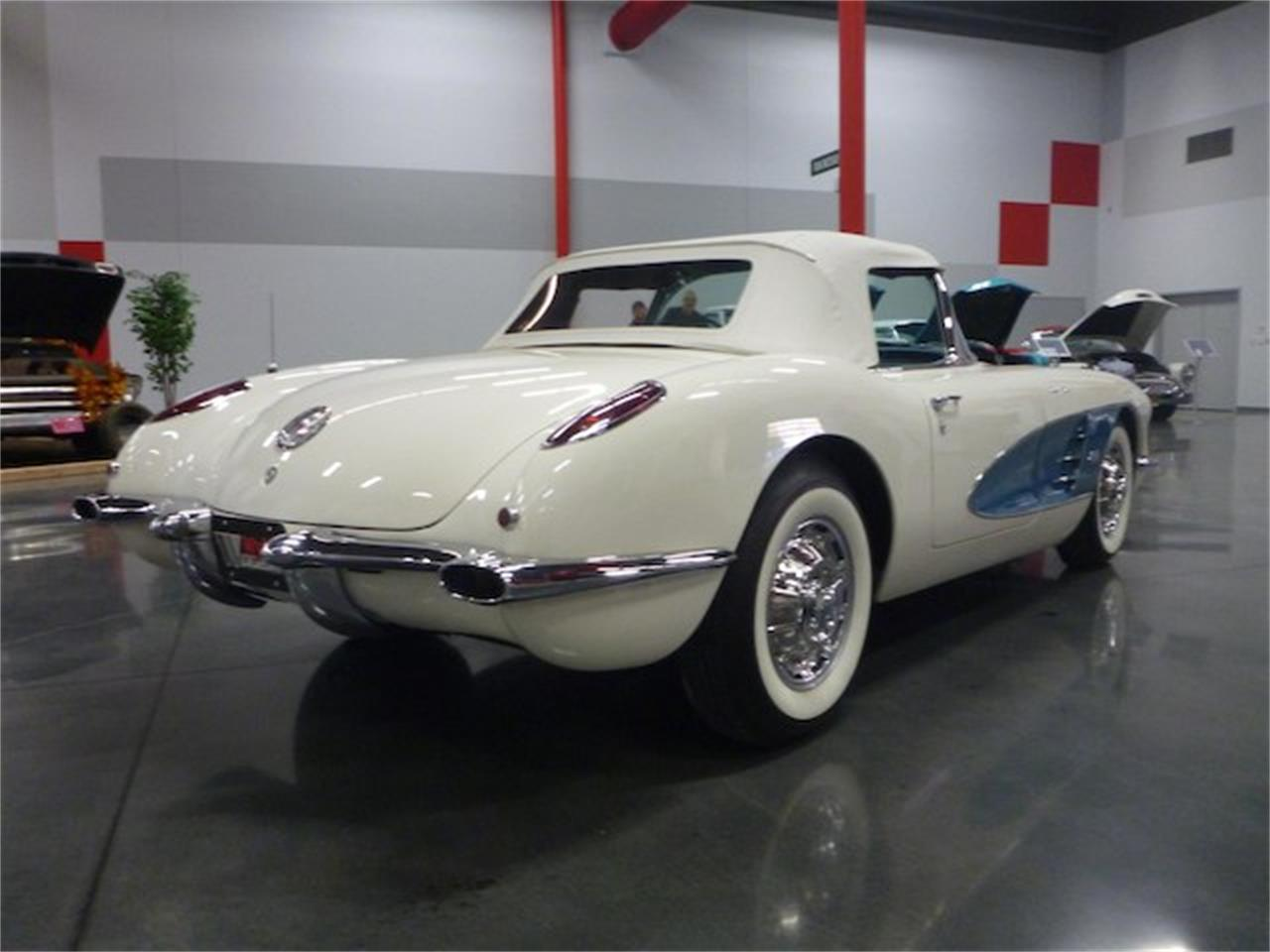 1959 Chevrolet Corvette (CC-907169) for sale in Milford, Ohio
