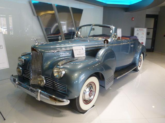 1942 Packard 160 (CC-907179) for sale in Milford, Ohio