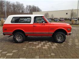 1972 Chevrolet Blazer (CC-907187) for sale in Milford, Ohio