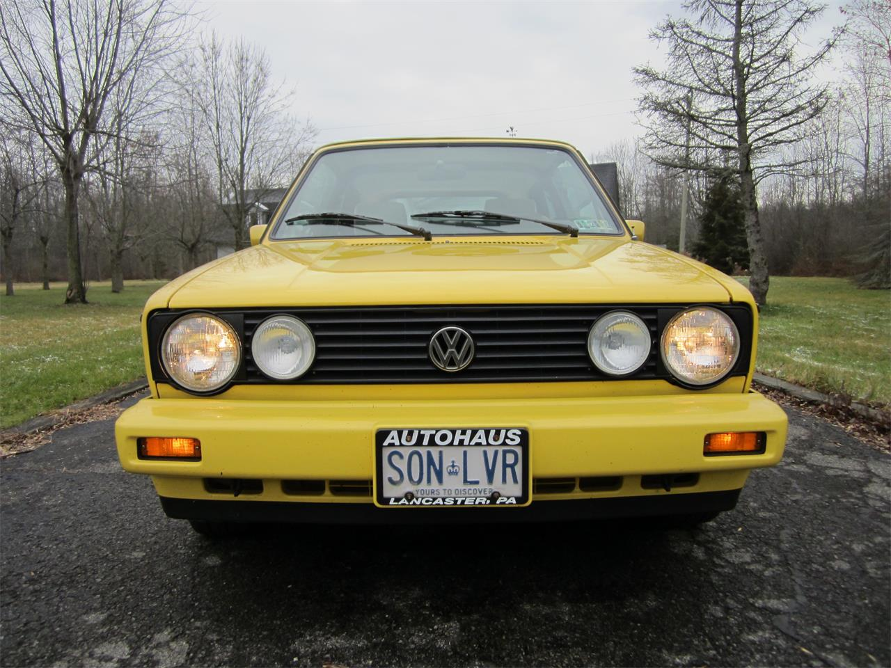 1991 Volkswagen Cabriolet (CC-907648) for sale in Buffalo, New York