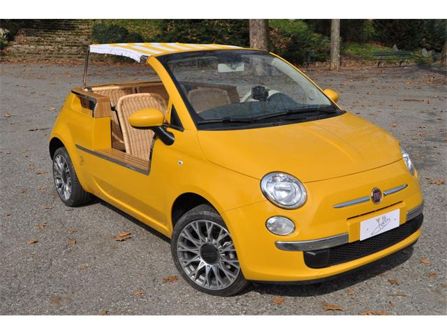 2015 Fiat 500 (CC-908635) for sale in new york, New York