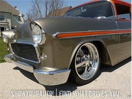 1955 Chevrolet 210 (CC-909557) for sale in Grayslake, Illinois